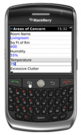 Blackberry 7238